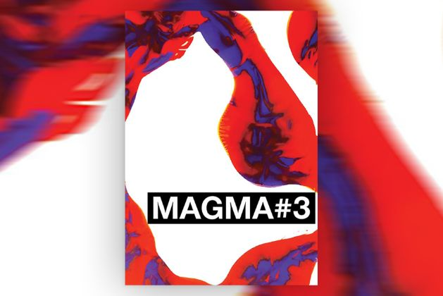 Poster for the MAGMA #3 exhibition